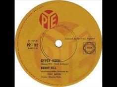 """Benny Hill - """"Gypsy Rock"""""""