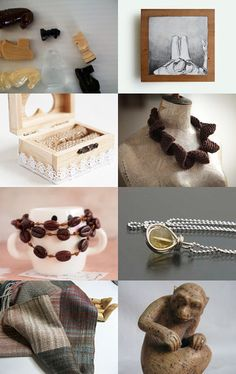 128 - Mixing Old and New by Ilona on Etsy--Pinned+with+TreasuryPin.com