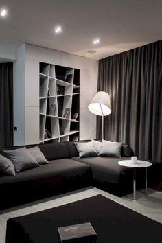 Gorgeous 50 Awesome Apartment Living Room Decor Ideas https://homeideas.co/4169/50-awesome-apartment-living-room-decor-ideas