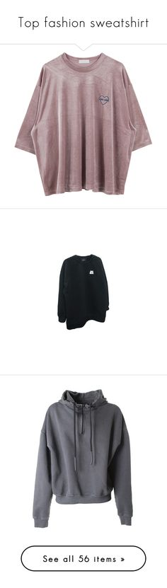 """Top fashion sweatshirt"" by janjanzira-1 ❤ liked on Polyvore featuring tops, t-shirts, shirts, heart tee, brown t shirt, brown tee, velvet tees, velvet t shirt, hoodies and white hoodies"