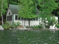 sweet old bungalow on the lake
