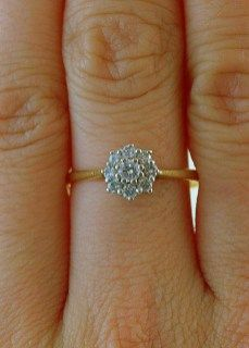 100 Simple Vintage Engagement Rings Inspiration (2)