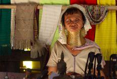 Long Neck Karen! ©Kent Larnhill / 2014 #Thailand