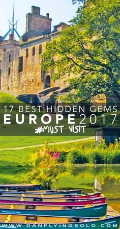 Linlithgow, Scotland - - The 17 Best Hidden Places to visit in Europe in 2017