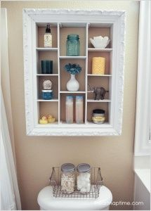 10 Creative Ways to Decorate with Dollar Store Picture Frames 3