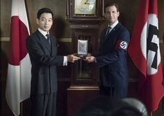 The shock and awe of Amazon's new series The Man in the High Castle comes mostly from stuff and settings. It depicts an alternate 1960, in which America lo