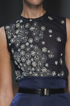 Jason Wu Spring 2013 - Details | Keep the Glamour | BeStayBeautiful