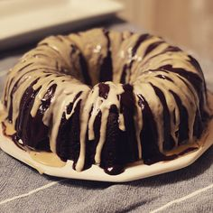 This cake is so good! Patrick's day, I did have one of hubby's friends want it for his birthday cake. The chocolate cake is made with … Chocolate Beer, Chocolate Cake, Car Bomb, Dairy Free Options, Irish Cream, Non Alcoholic, Original Recipe, Doughnut, Whiskey