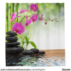 pink orchid, beautiful, zen, tropical, paradise, peace, shower curtain http://www.zazzle.com/pd/spp/pt-menoenterprises_showercurtain?dz=58f6a871-05e7-4685-b0cc-fc2958d4d164&clone=true&pending=true&style=showercurtain&liner=none&design.areas=%5Bmeno_showercurtain_front%5D&view=113977215989573456&CMPN=shareicon&lang=en&social=true