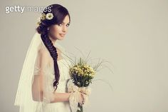 Beautiful bride - gettyimageskorea