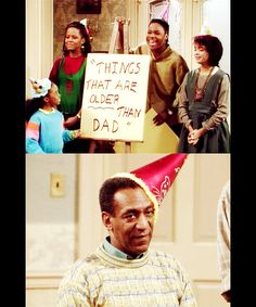 23 Life Lessons You Learned From The Cosby Show (via BuzzFeed)