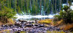 Check out our #WinterPark #Hike of the Week: Lake Evelyn, a small lake in the Byers Peak Wildersness. 3 hours round trip and 35 minute drive to and from Fraser.  http://playground.playwinterpark.com/