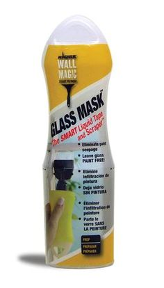 Wagner Glass Mask--to mask off glass when painting the trim.