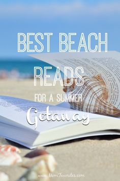 Hitting the beach this year? Be sure to check out this list for the Best Beach Reads for a Summer Getaway for 2015!