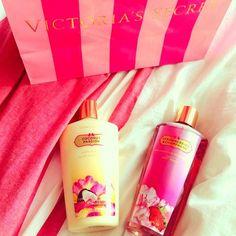 .vs pink fragrances.