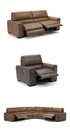 Ozio to w pełni rozkładana sofa, dzięki której możesz przejść do pełnego trybu relaksacji w mgnieniu oka. Skorzystaj z technologii Ozio Motion: dzięki zestawowi przycisków ukrytych pod pokrywą możesz się zrelaksować. #furniture #interiordesign #sofa #natuzzi #home #meble #kanapy #armchair #sofas #cornersofa Massage Chair, Recliner, Sofas, Lounge, Furniture, Home Decor, Chair, Couches, Airport Lounge