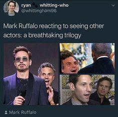 Marvel. Marc Ruffalo. Tumbler.