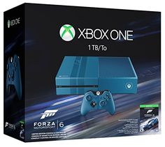 Xbox One 1TB Console  Forza Motorsport 6 Bundle * Learn more by visiting the image link.Note:It is affiliate link to Amazon.