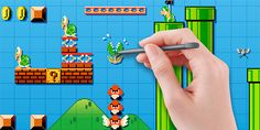 Mario Maker Could Be Amazing, if Nintendo Gets This Stuff Right | Game|Life | WIRED