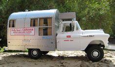 Creative Edge: WBCCI African Caravan Scout Truck