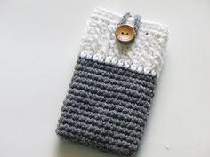 Crochet Dreamz: Mobile Phone Cozy or Case Crochet Pattern, I phone Cozy, Samsung Cozy, Free Crochet Pattern