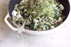 Nettle Pasta / 101 Cookbooks