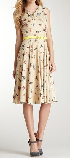 Birdie Dress / eva franco