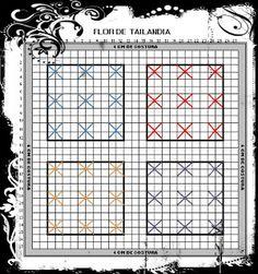 Magia do Artesanato: Capitonê - Todas almofadas com gráfico