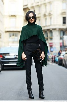 More street style here ♡ #viaGlamour