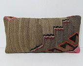 renaissance kilim pillow case organic pillow case bed cushion cover unique decor hippie cushion throw pillow turkish throw pillow case 26466