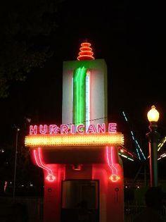 Lakeside Amusement Park neon sign, Denver