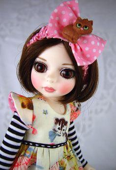 "Romper, Jumper fit Tonner Patsy, Ann Estelle. 10"", 11"". Little Charmers Doll Dsn #Dollclothes"