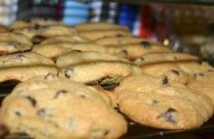 Sugar free chocolate chip cookies for my roomie
