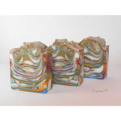 """•тортики тортиками, а без мыла никуда мыло сделано ХС с добавлением отдушки """"Алоэ и клевер"""", свежий и """"легкий"""" аромат•"""
