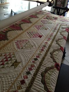 Great longarm quilting