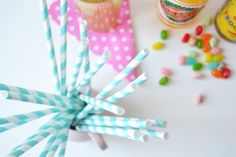 paper straws -yes, really! I want some.