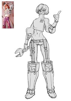 ideas for design character sketches female characters Character Sketches, Character Design Animation, Female Character Design, Character Design References, Character Design Inspiration, Character Concept, Character Art, Cyberpunk Character, Fantasy Drawings