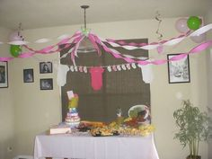 Special Baby Shower Ideas for Girls