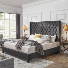 45 amazing master bedroom paint colors inspiration 2 aegisfilmsales com Master Bedroom Design, Home Decor Bedroom, Modern Bedroom, Bedroom Ideas, Master Suite, Warm Bedroom, Bedroom Furniture, Bedroom Black, Master Bedrooms