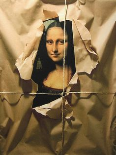 Mona Lisa unwrapped