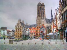 Flandes sorpréndete Gante