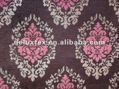Heavy upholstery fabric