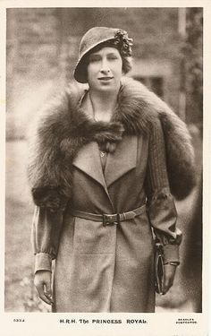 Princess Royal Mary, Viscountess Lascelles