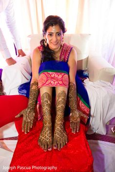 Mehndi party http://maharaniweddings.com/gallery/photo/29900