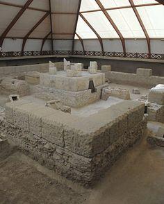 Roman Viminacium in Eastern Serbia