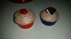 Stuffed cupcakes
