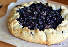 Easy Blueberry Recipe: Fruit Tart