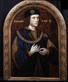 Richard III, uncle of Elizabeth of York (wife of Henry VII), great uncle of Henry VIII Leicester Cathedral, Leicester England, King Richard 111, Elizabeth Of York, Plantagenet, Wars Of The Roses, Medieval World, British History, Tudor History
