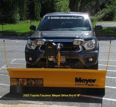 "2015 Toyota Tacoma Meyer Drive Pro 6' 8"""