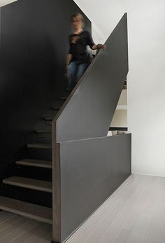 Staircase | Canadian Country Home by Appareil Architecture | est living